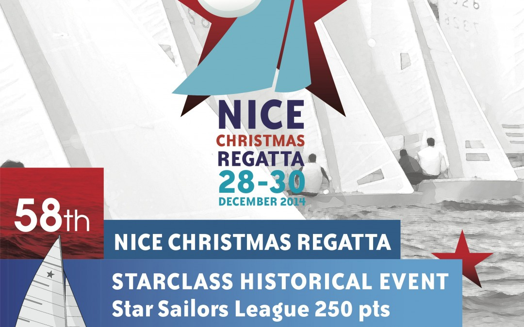 Nice Christmas Regatta – 28 au 30 dec 2014