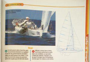 Le Star dans la revue Bateaux en décembre 2000 !
