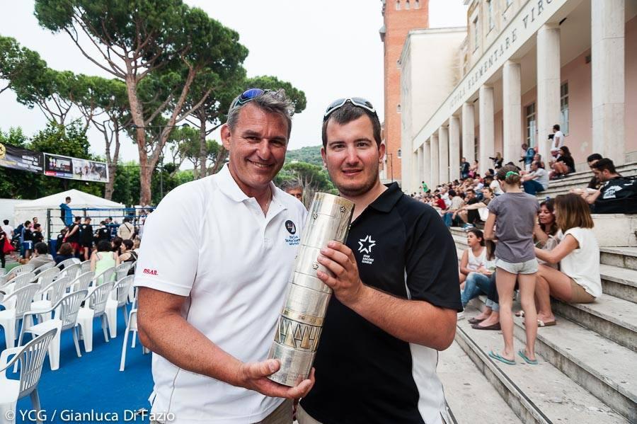 Xavier Rohart – Champion d'Europe 2015