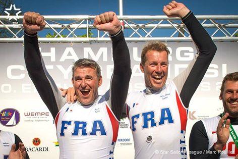 Xavier et Pierre-Alexis remportent le «City Grand Slam» – mai 2016