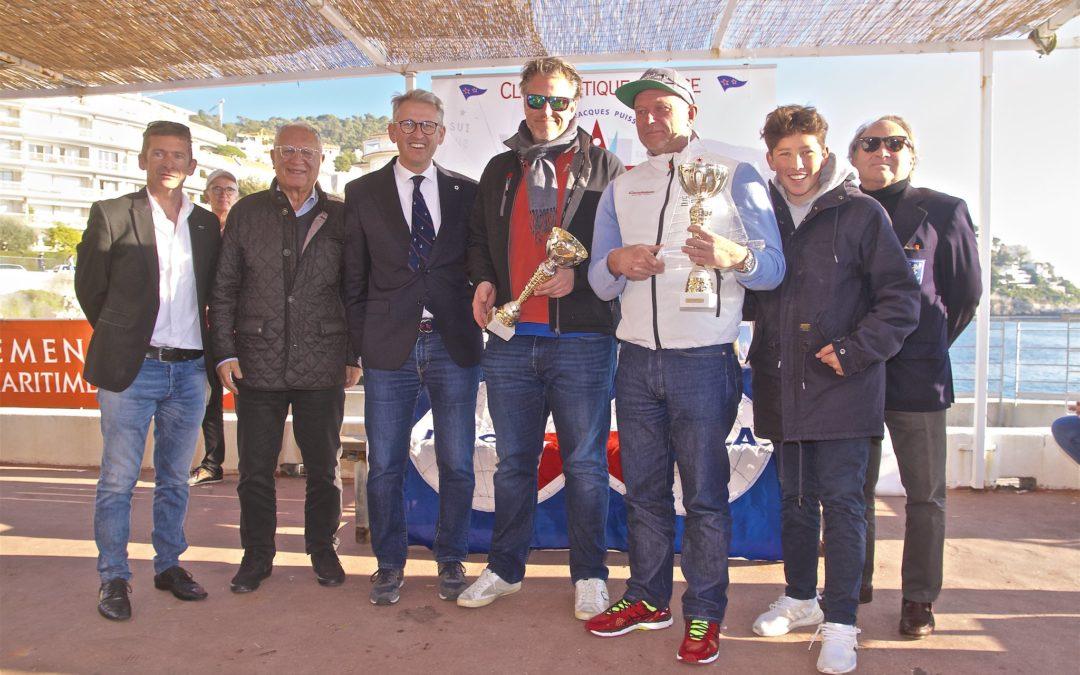 63rd Nice Christmas Regatta – Trophée Jacques puisségur